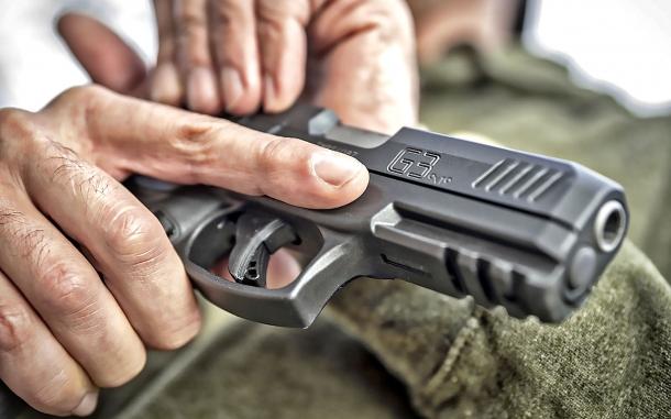 Pistole Striker-Fired: Taurus G3