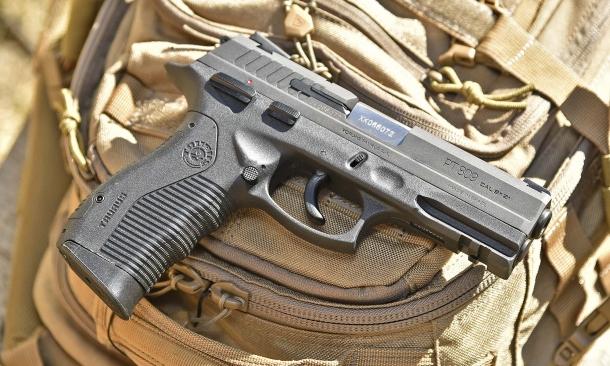 Taurus PT-809 Tactical Modular Pistol