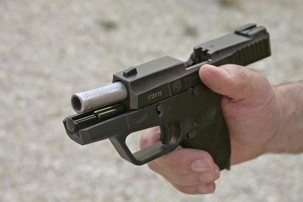 La Taurus PT709 Slim: piccola, ma non troppo