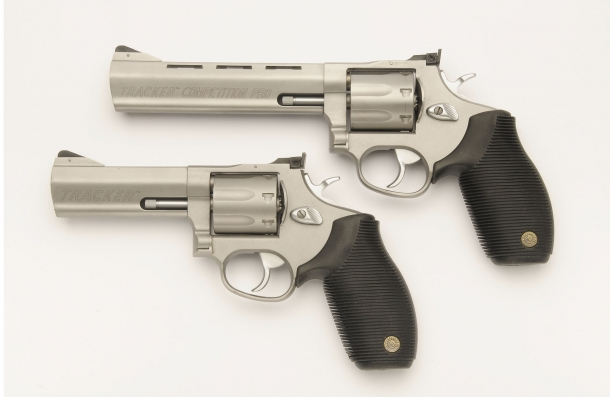 I revolver Taurus Tracker 627 National Match