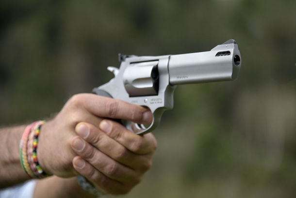 Taurus Tracker National Match .44 Magnum