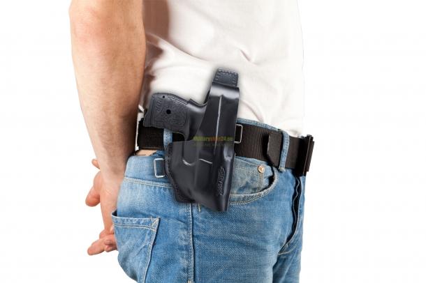 Chi porti il Walther PDP o un simile strumento antiaggressione deve comunque adottare ogni cautela e ricordarsi che non si tratta di oggetti da sbandierare in giro!