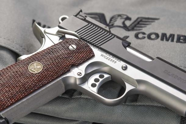 "Wilson Combat: le pistole 1911 ""Custom-Grade"""