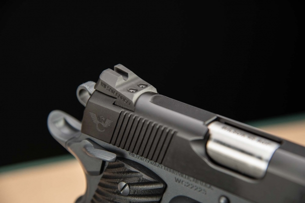 Wilson Combat Tactical Supergrade