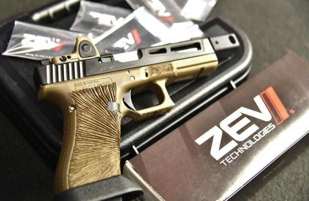 ZEV Technologies: la gamma di accessori dedicati Glock è molto ampia