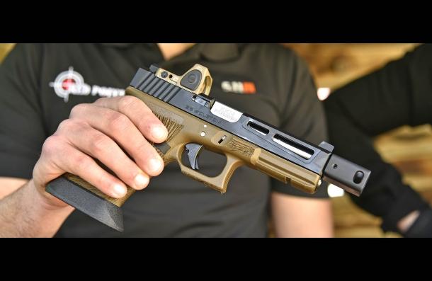 La pistola oggetto di questo articolo è stata preparata da: