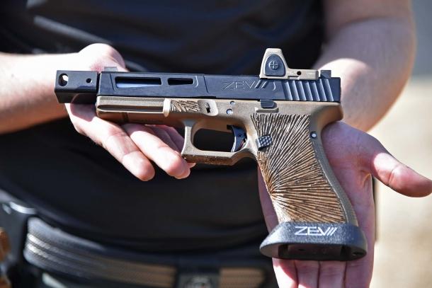 ZEV Technologies: da Glock a... Super Glock