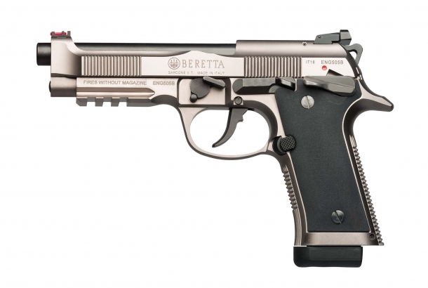 Beretta 92X Performance: Race Gun in stile gardonese