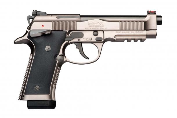 Beretta 92X Performance: Race Gun, Beretta-Style
