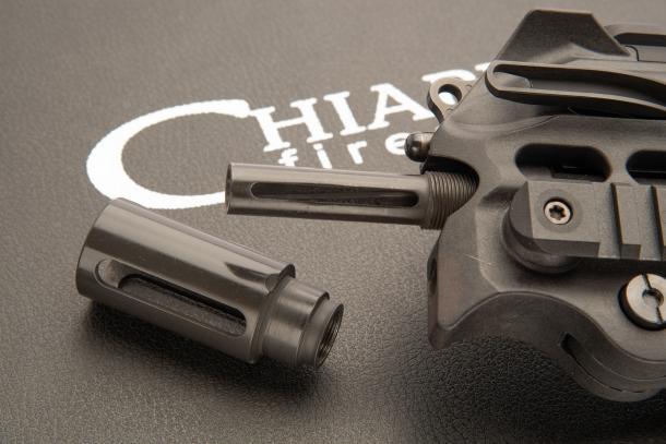 VIDEO: Chiappa Firearms CBR-9 Black Rhino