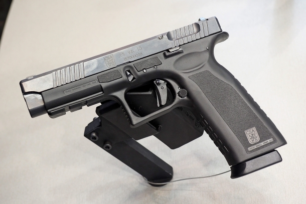 "The Vz.15 pistol may as well be the real ""Glock killer"" from Czech Republic"