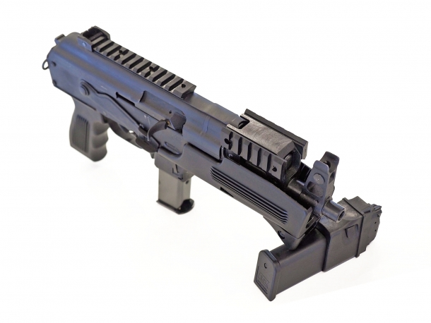 Pistola Chiappa PAK-9