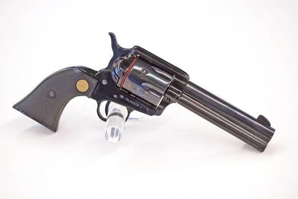 The Chiappa Firerams SAA Regulator Centerfire revolver