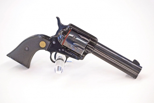 The Chiappa Firerams SAA Regulator Centerfire revolver