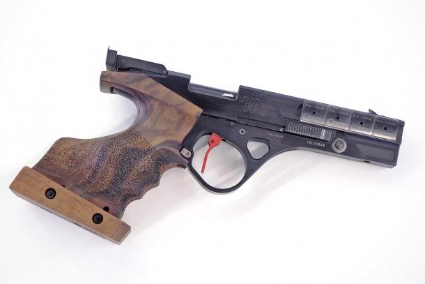 Chiappa's new pistols at IWA 2017