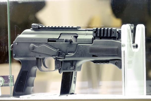 The Chiappa Firearms PAK-9 pistol
