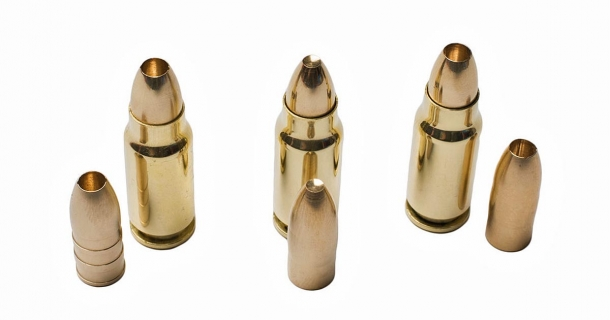 The 7,5 FK is a high-performance cartridge offering .44 Magnum -level stopping power and 4-cm groups at 100 metres