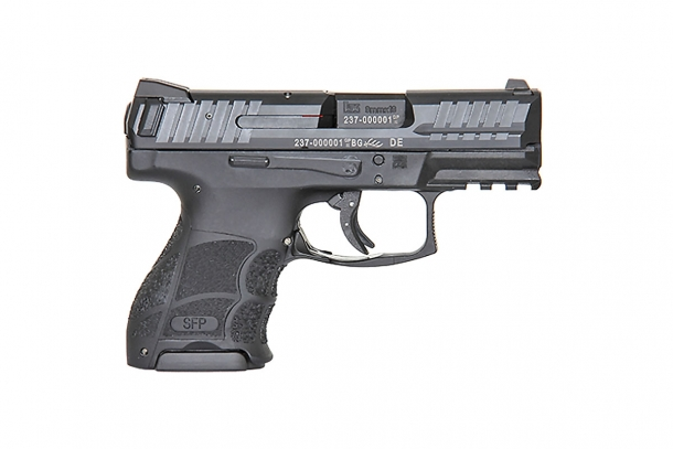 La pistola Heckler & Koch SFP9 SK