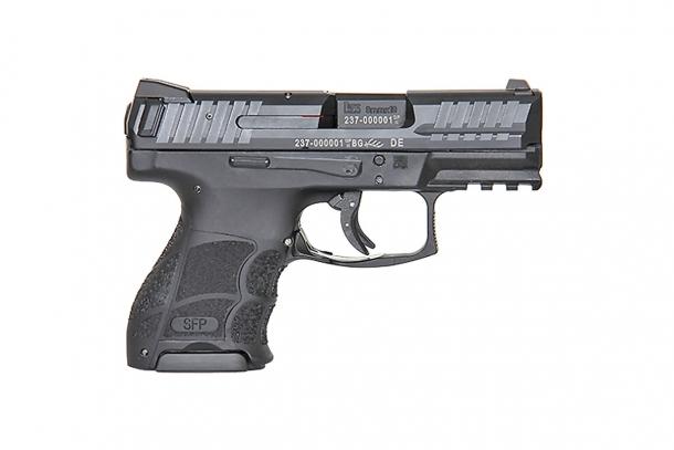 The Heckler & Koch SFP9 SK pistol