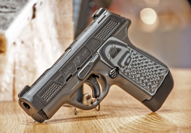 Kimber's new handguns at IWA 2019 | GUNSweek com