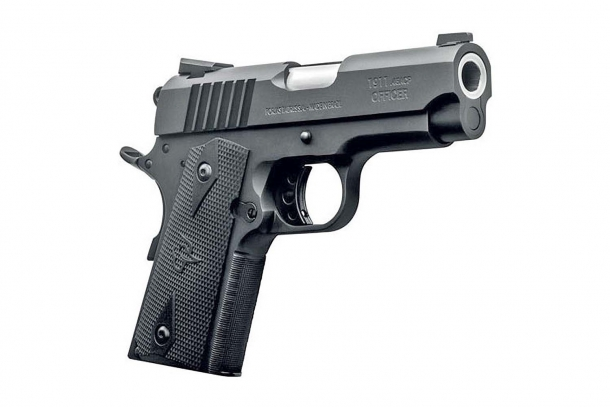 Taurus 1911 Officer