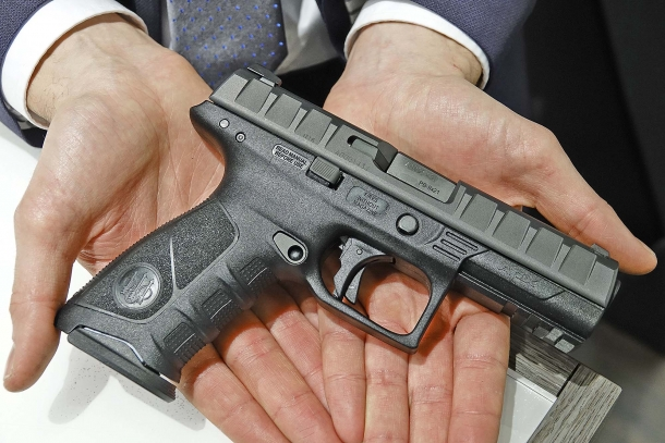 MSRP for the Beretta APX in Europe is set at 710,00 euro