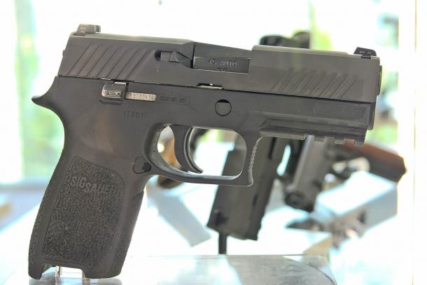 La SIG Sauer P320 è un'eccellente arma da difesa e servizio