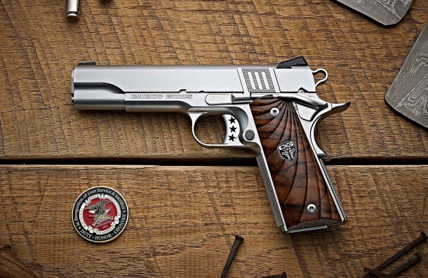 Cabot Guns manufactures the highest level 1911 pistols currently available on the global civilian markets