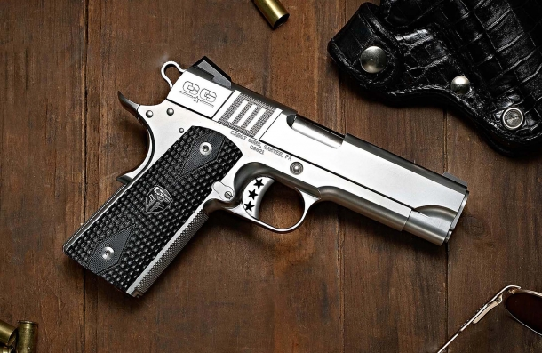 The Erredi Trading company was recently appointed as the Cabot Guns distributor for Europe
