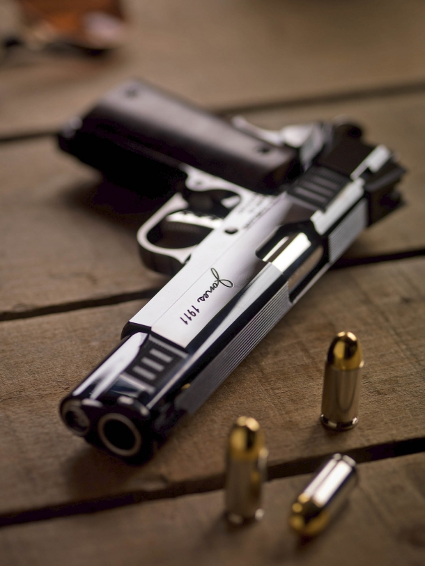 The Cabot Guns Jones Deluxe 1911