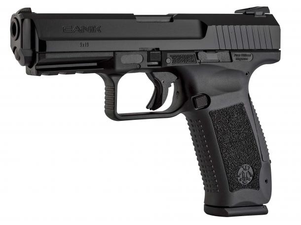 Le Canik TP9 si ispirano alla Walther P99 tedesca, e sono apprezzate in tutto il mondo