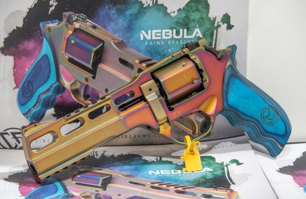 VIDEO: Chiappa Firearms Rhino Nebula revolver