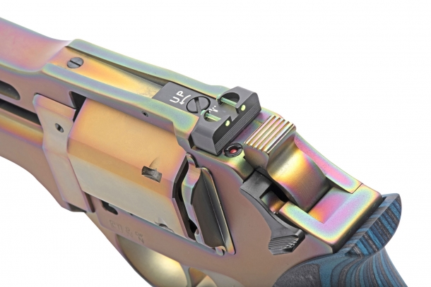 Chiappa Firearms Rhino Nebula revolver