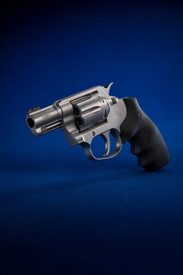Col modello Cobra, la Colt ritorna prepotentemente sul mercato dei revolver da difesa