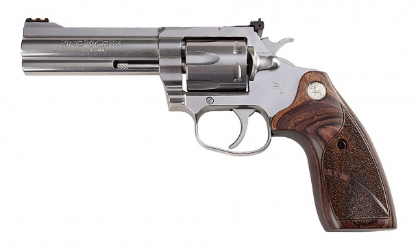 Colt King Cobra Target .357 Magnum revolver