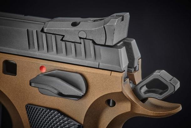 Pistola CZ TS2: nuova generazione per la Divisione Standard