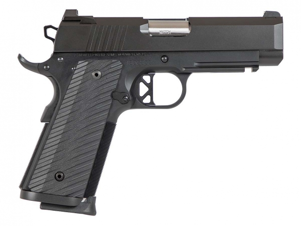Dan Wesson TCP Tactical Compact Pistol