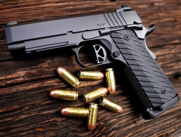 Dan Wesson TCP Tactical Compact Pistol, la nuova semiauto