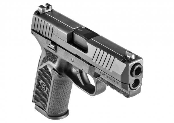 The FN 509 is FN America's new striker-fired, polymer frame pistol