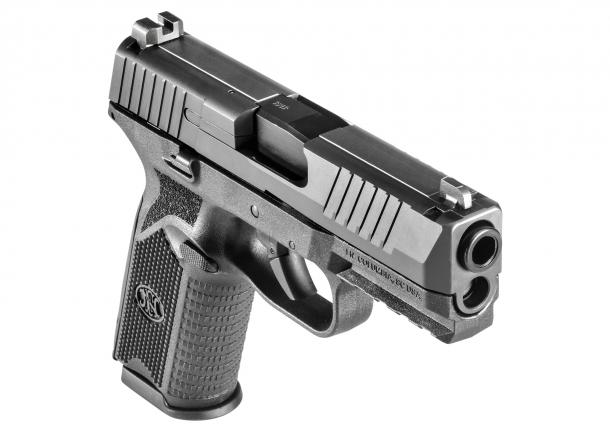 La FN 509 è la nuova pistola a percussione lanciato della FN