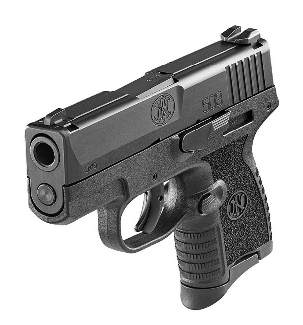 FN America: the new FN 503 concealed carry pistol