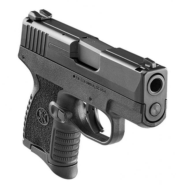 FN 503, la nuova pistola da porto occulto di FN America