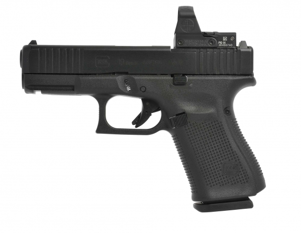 The Glock 19 Gen5 MOS