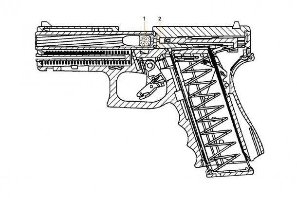schematic of glock online schematic diagram u2022 rh holyoak co Glock Exploded Parts Diagram Glock 23 Schematics