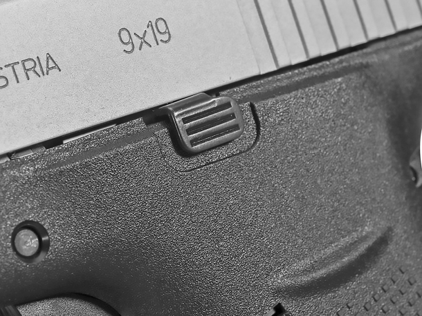 New Glock G43X and G48 slimline pistols with silver slides
