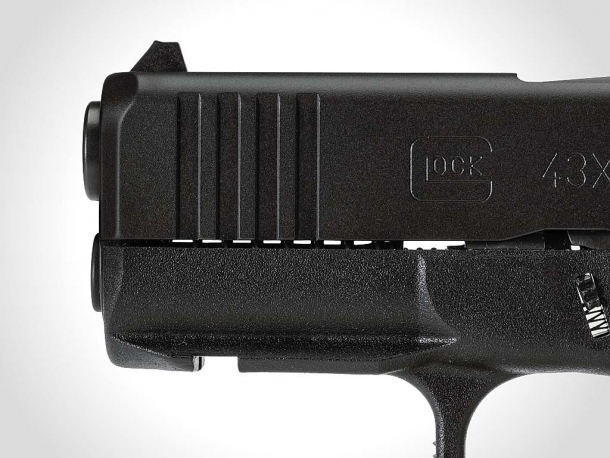 New Glock 43X and Glock 48 pistols, now with rails!