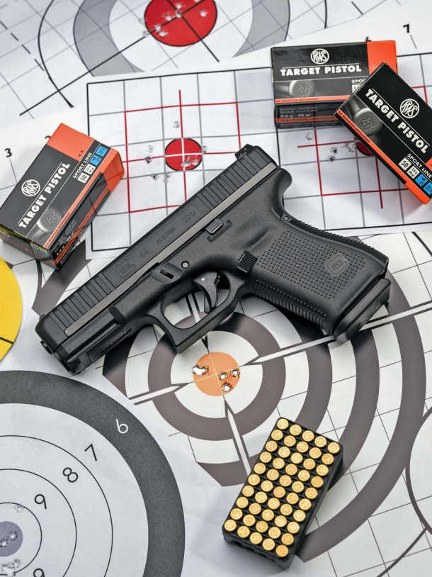 Glock introduces the G44 .22 rimfire pistol