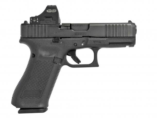 Glock G45 MOS pistol