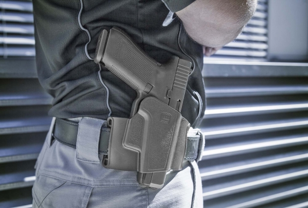 Glock Gen5 pistols are rumored to be identical to those adopted by the FBI