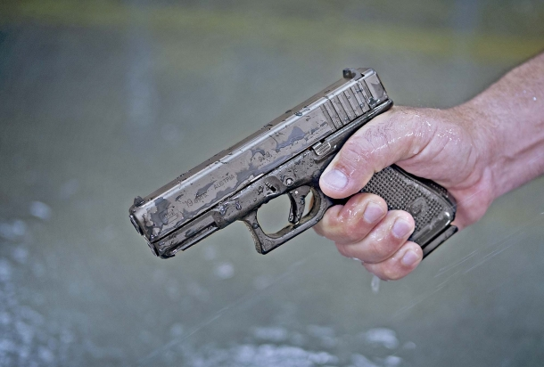 All through their 35 years of service, Glock pistols proved themselves reliable in all conditions; Gen.5 pistols seek to further improve that reliability record while making the design even more user-friendly